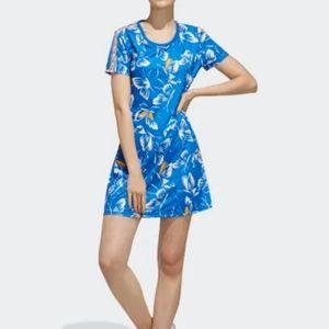 New! Adidas Farm Rio Butterfly Dress